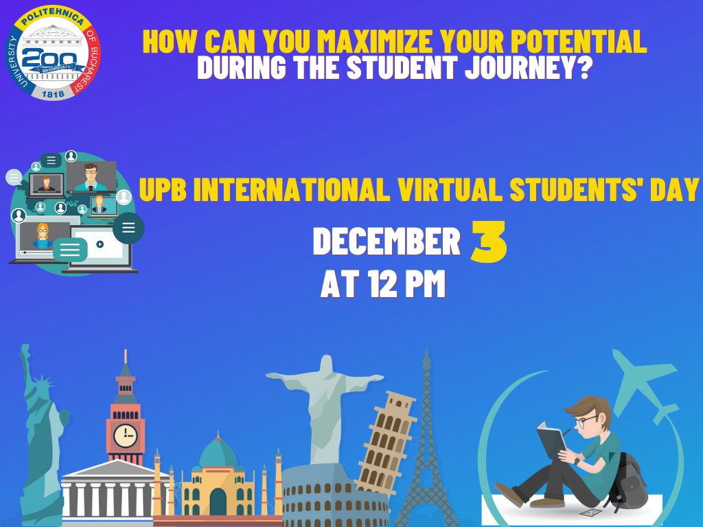 How can you maximize your potential during the student journey?