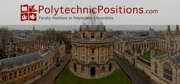 Open faculty and research positions in engineering and technology worldwide